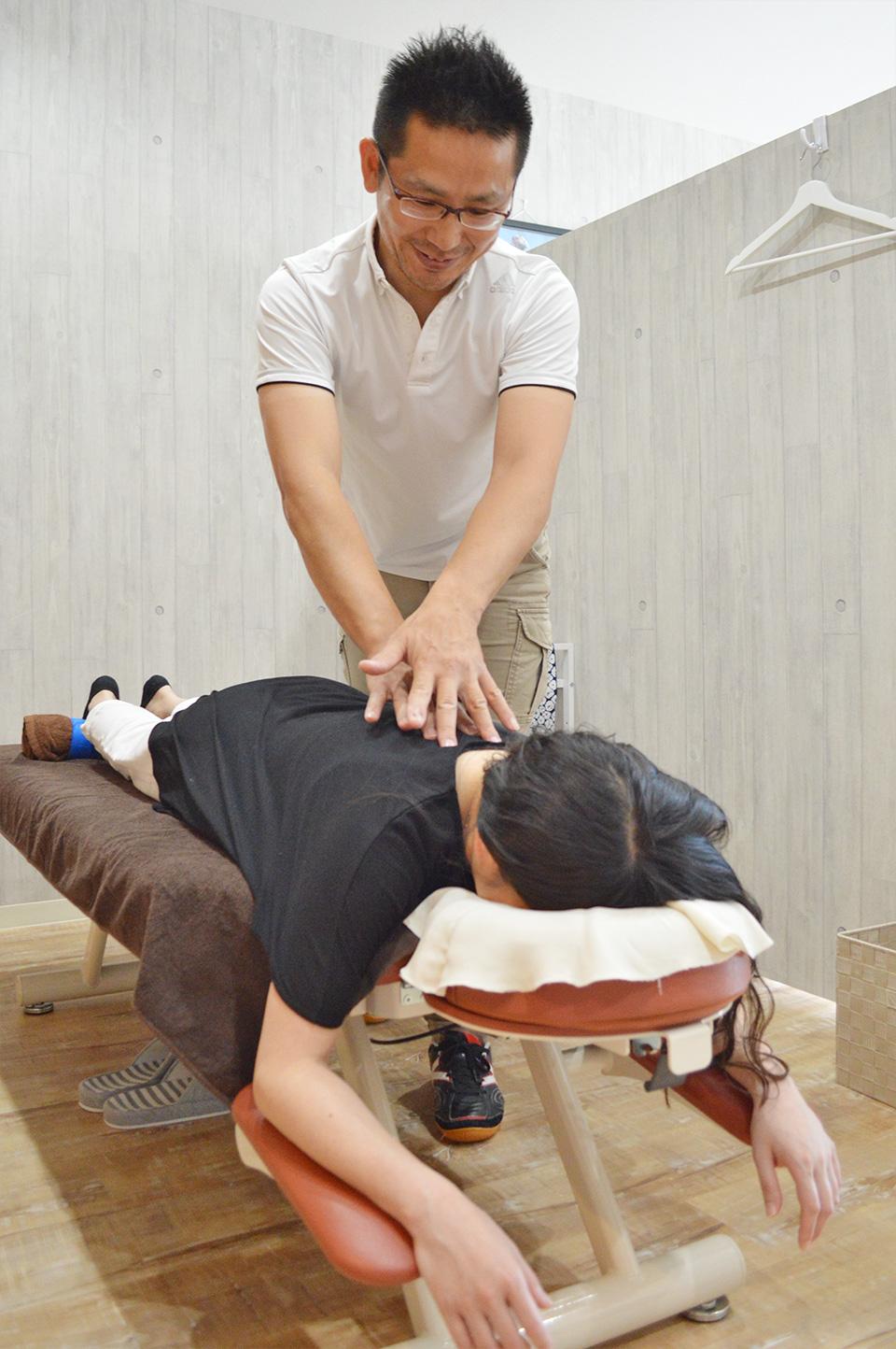 坐骨神経痛の問診と検査